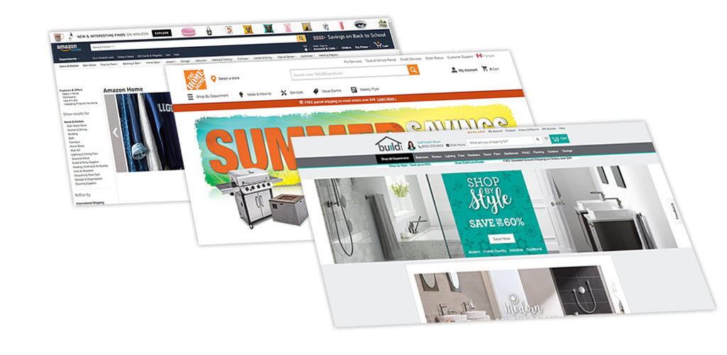 Красивый дизайн интернет-магазина